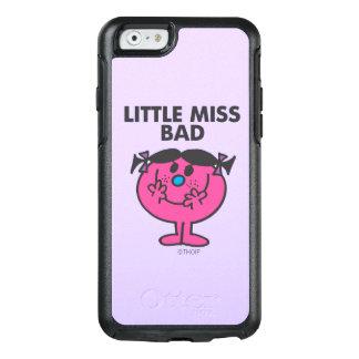 Coque OtterBox iPhone 6/6s Petit sourire mauvais de Mlle Bad |