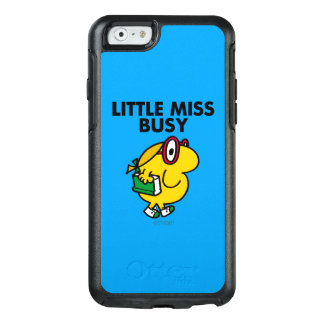 Coque OtterBox iPhone 6/6s Petit temps de lecture de Mlle Busy |