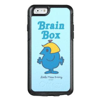 Coque OtterBox iPhone 6/6s Petite boîte de cerveau de Mlle Brainy |