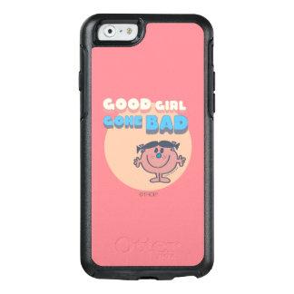 Coque OtterBox iPhone 6/6s Petite bonne fille de Mlle Bad | détériorée
