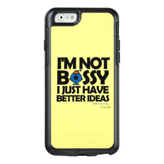 Coque OtterBox iPhone 6/6s Petite Mlle Bossy Has Better Ideas
