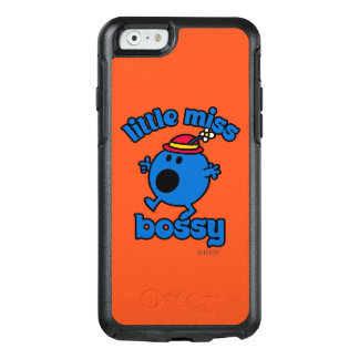 Coque OtterBox iPhone 6/6s Petite Mlle Bossy On The Move