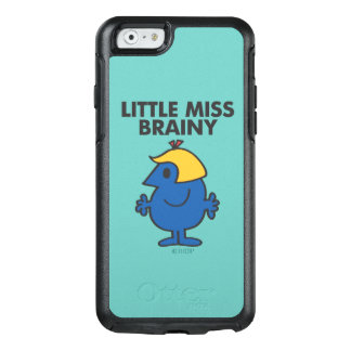 Coque OtterBox iPhone 6/6s Petite Mlle Brainy Standing Still