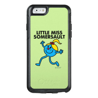 Coque OtterBox iPhone 6/6s Petite Mlle Somersault Walking Tall