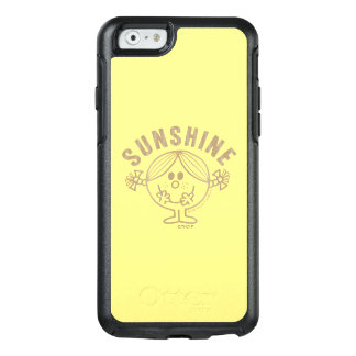 Coque OtterBox iPhone 6/6s Petite Mlle Sunshine de Brown