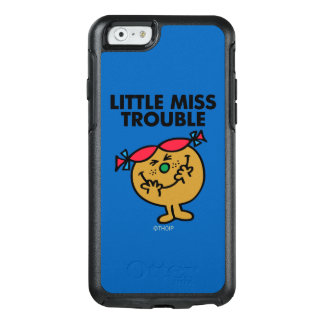 Coque OtterBox iPhone 6/6s Petite Mlle Trouble | riant