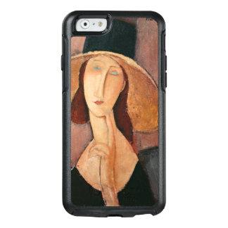 Coque OtterBox iPhone 6/6s Portrait de Jeanne Hebuterne dans un grand
