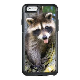 Coque OtterBox iPhone 6/6s Raton laveur de bébé