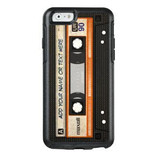 Coque OtterBox iPhone 6/6s Rétro cassette audio de l'old-fashioned 80s