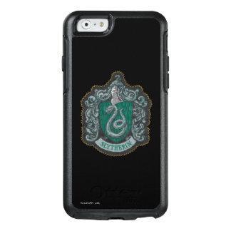 Coque OtterBox iPhone 6/6s Rétro Slytherin crête puissante de Harry Potter |