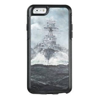 Coque OtterBox iPhone 6/6s Têtes de capot pour Bismarck 23rdMay 1941. 2014