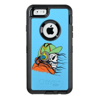 Coque OtterBox iPhone 6/6s Type de crâne