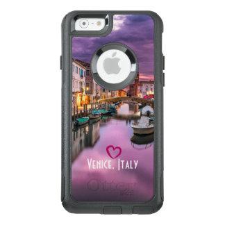Coque OtterBox iPhone 6/6s Venise, canal pittoresque de l'Italie et