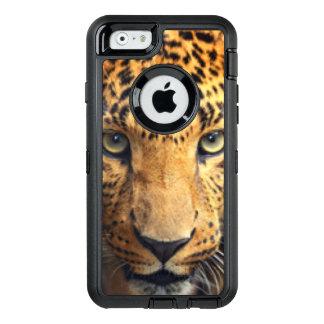 Coque OtterBox iPhone 6/6s Visage de léopard