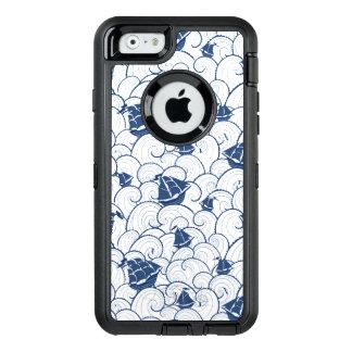 Coque OtterBox iPhone 6/6s Voiliers sur le motif de mer