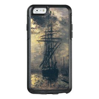 Coque OtterBox iPhone 6/6s Vue du port, ou les moulins à vent dedans