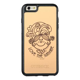 Coque OtterBox iPhone 6 Et 6s Plus Aimez les remous du soleil |