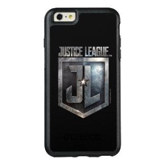 Coque OtterBox iPhone 6 Et 6s Plus Bouclier métallique de la ligue de justice | JL