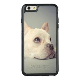Coque OtterBox iPhone 6 Et 6s Plus Bouledogue français ennuyé