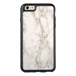 Coque OtterBox iPhone 6 Et 6s Plus Cas plus de l'iPhone 6 en pierre de marbre de
