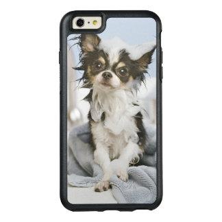 Coque OtterBox iPhone 6 Et 6s Plus Chiot de chiwawa enveloppé dans une serviette