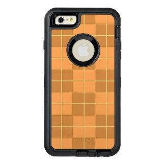 Coque OtterBox iPhone 6 Et 6s Plus Conception naturelle de vecteur de tuiles de
