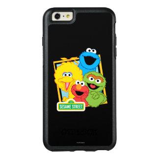 Coque OtterBox iPhone 6 Et 6s Plus Copains de Sesame Street