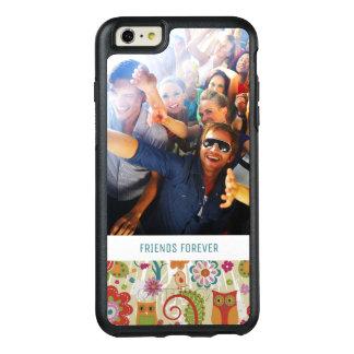 Coque OtterBox iPhone 6 Et 6s Plus Couleur faite sur commande de photo et de textes