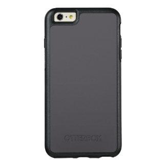 Coque OtterBox iPhone 6 Et 6s Plus Couleur noircie de gris de perle
