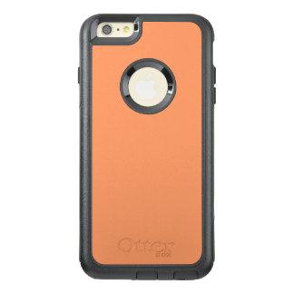 Coque OtterBox iPhone 6 Et 6s Plus Couleur orange doucement tranquille