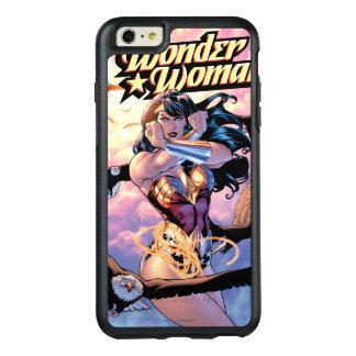 Coque OtterBox iPhone 6 Et 6s Plus Couverture comique #1 de femme de merveille