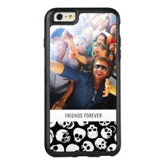 Coque OtterBox iPhone 6 Et 6s Plus Crânes faits sur commande de photo et de textes