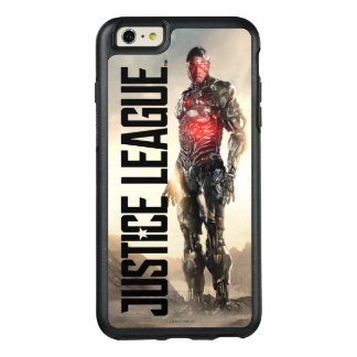 Coque OtterBox iPhone 6 Et 6s Plus Cyborg de la ligue de justice | sur le champ de