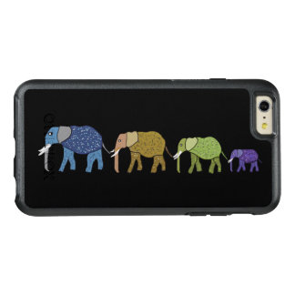 Coque OtterBox iPhone 6 Et 6s Plus Éléphants africains