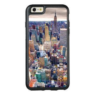 Coque OtterBox iPhone 6 Et 6s Plus Empire State Building et Midtown Manhattan