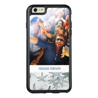 Coque OtterBox iPhone 6 Et 6s Plus Étoiles de mer sur le motif | de mer votre photo