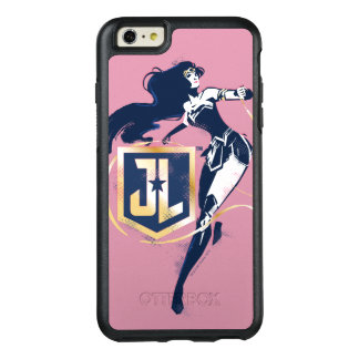 Coque OtterBox iPhone 6 Et 6s Plus Femme de merveille de la ligue de justice | et art