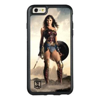 Coque OtterBox iPhone 6 Et 6s Plus Femme de merveille de la ligue de justice | sur le