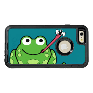 Coque OtterBox iPhone 6 Et 6s Plus Grenouille et mouche drôles
