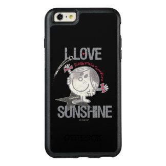 Coque OtterBox iPhone 6 Et 6s Plus J'aime petite Mlle Sunshine