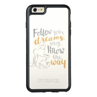 Coque OtterBox iPhone 6 Et 6s Plus L'abruti | suivent vos rêves