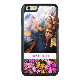 Coque OtterBox iPhone 6 Et 6s Plus Le feuille et les fleurs tropicaux | ajoutent