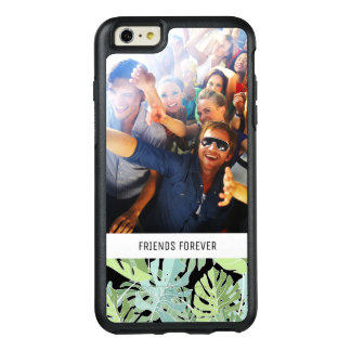 Coque OtterBox iPhone 6 Et 6s Plus Le motif floral | de jungle ajoutent votre photo