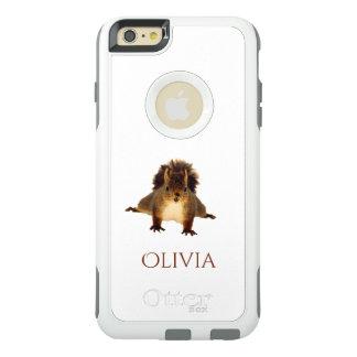 Coque OtterBox iPhone 6 Et 6s Plus L'écureuil rouge fouineur dans la neige ajoutent