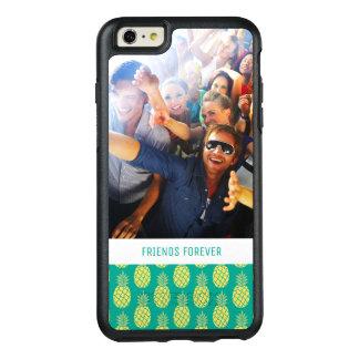 Coque OtterBox iPhone 6 Et 6s Plus Les ananas en pastel | ajoutent votre photo et