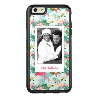 Coque OtterBox iPhone 6 Et 6s Plus Les fleurs et les oiseaux tropicaux | ajoutent