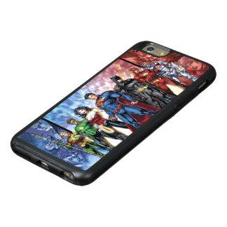 Coque OtterBox iPhone 6 Et 6s Plus Ligne de ligue de justice 52 de la ligue de