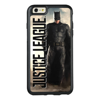 Coque OtterBox iPhone 6 Et 6s Plus Ligue de justice | Batman sur le champ de bataille