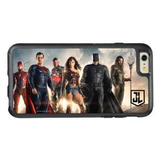 Coque OtterBox iPhone 6 Et 6s Plus Ligue de justice de la ligue de justice | sur le