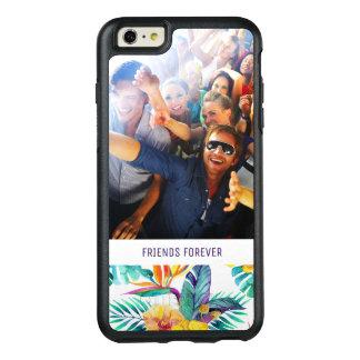 Coque OtterBox iPhone 6 Et 6s Plus L'oiseau du paradis et l'orchidée | ajoutent votre
